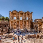 Gallipoli Troy Ephesus Pamukkale Turkey Tours