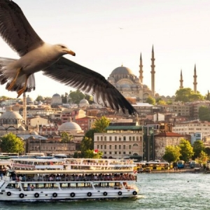 Istanbul Bosphorus Cruise & Two Continents Tour