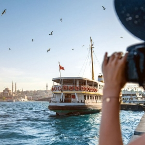 Istanbul Bosphorus Cruise & Cable Car Tour