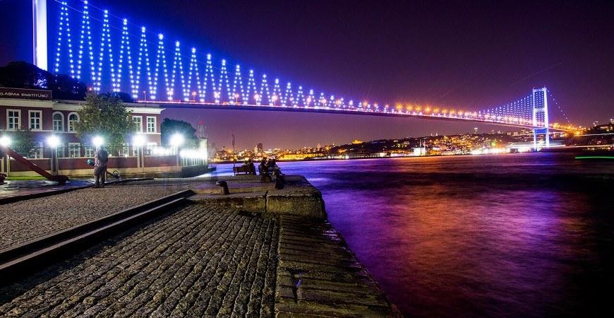 Dinner Cruise on the Bosphorus Istanbul